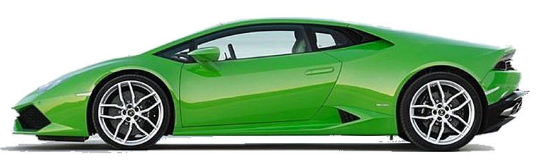 Lamborghini Huracán  (Upgrade Car)