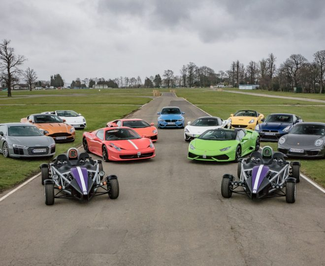 Supercar Driving Experiences