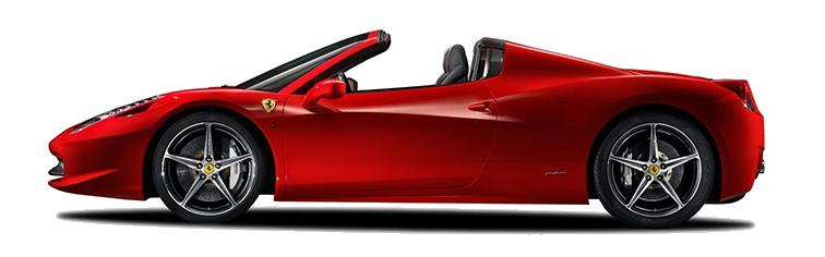 Ferrari 458 Spyder Image