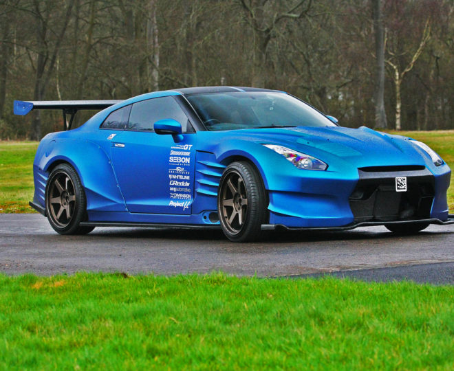 Fast & Furious Nissan GTR