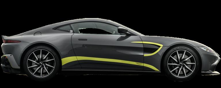 New Aston Martin Vantage Image